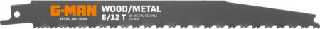 1011 Reciprocating Blades Bi-metal 8-14 Teeth/inch (prog)
