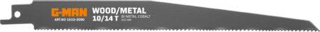 1013 Reciprocating Blades Bi-metal 10/14 Teeth/inch