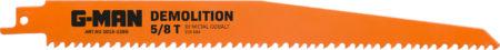 1015 Reciprocating Blades Bi-metall 5/8 Teeth/inch