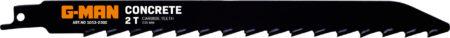 1053 Reciprocating Blades Tungsten Carbide 2 Teeth/inch