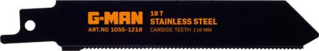 1055 Reciprocating Blades Tungsten Carbide 18 Teeth/inch