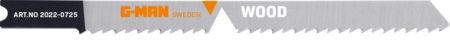 2022 Jigsaw Blades 1/4″ Universal Shank